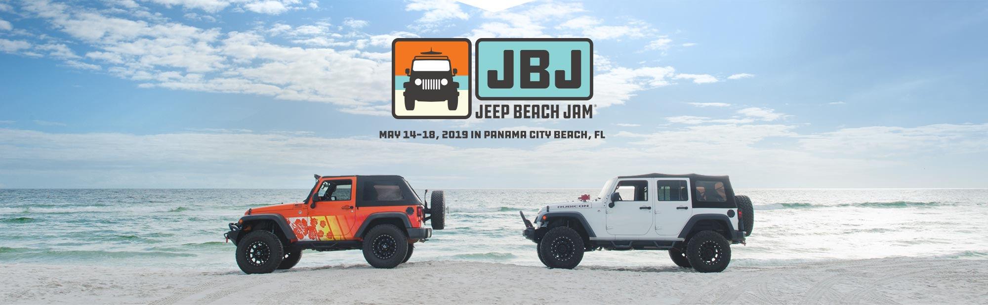 Jeep Beach Jam in Panama City Beach, FL