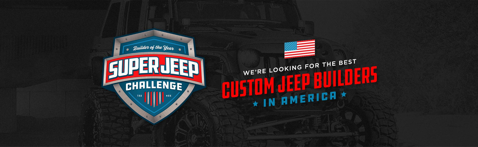 SuperJeep Challenge