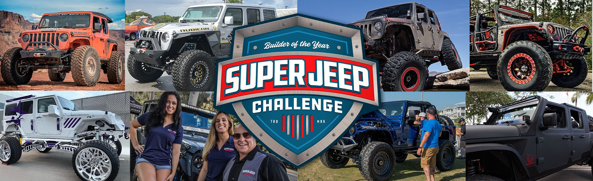 Super Jeep Challenge - Builder of the Year